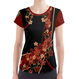 Flower and Butterfly T shirt