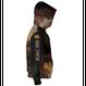 豊臣秀吉・家紋装飾 ユニセックスパーカー