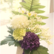 ◎再販 【モダン 仏花】 お供え花 *舞花B19