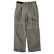 Graphpaper MEN Glencheck Wool Wide Cook Pants