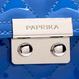 PAPRIKA 【ディバイン・パテントレザー】2WAYショルダーバッグ 本革-日本未発売-3カラー