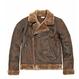 Reason Clothing Newyork/Fur ライダースジャケット