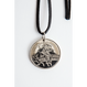 The Letters : Coin Necklace