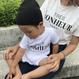 7/19入荷予約・Original・familyロゴTシャツ1 メンズ・レディース