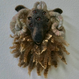 Altered states GOAT brooch  [7つ目ヤギ]/ のそ子