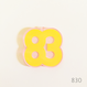 neon 83 Acrylic key chain/83