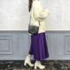 2way pouch bag(2color)