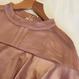 velour frill tops & tweed skirt set(No.300538)