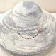 【1月誕生石】ガーネットと深海珊瑚のネックレス