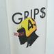 """【Sale Item】45 MILLIMETER """"GRIPS MOTORCYCLE"""" Tee"""