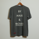 【3rd anniv. item】BY MAXI & PROVER Tee