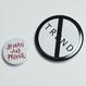 【Sale Item】BYM&P Badge Set Ver.2 (32mm, 57mm)
