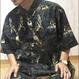OVERSIZE鹿シャツ(半袖)