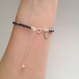 Anchor × Spinel - Lucky Charm Bracelet