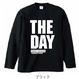 THE DAY ロングTシャツ(SALE!)