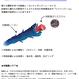 〔クール・UV・消臭・抗菌〕マシュマロ SMILY サマータンク  size: M, (BLUE-ジェントルマン- )style no.1705002B