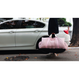 Mon carseat Pastel Pink_Super size