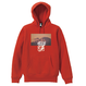 CLAPS FIGHT MOUTAIN HOODIE (RED)