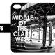 MIDDLE OF THE CLAPS PHOTO 手帳型 iPhone Case. (橋桁)