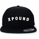 XPOUND CAP  (BLACK)