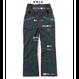 COM-06 STRAIGHT Pants. 《#1 BLACK 4way》