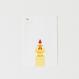 日本東北山形便り(Postcard)/笹野一刀彫(正面)