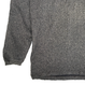 L/S Knit Polo Shirt / Grey / Used