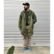 Vintage US ARMY / M-51 Fish Tail Parka / Olive