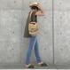 タック入りシンプルフレアノースリーブ(5color)【クリックポスト対象商品】