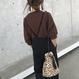 大人ベーシックワイドサロペット(3color)【クリックポスト対象商品】