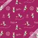 Flying Disc Club -framboise (CO119562 D)