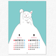 ふくふくカレンダー