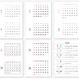 Font Calendar