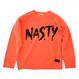 NASTY CREWNECK (ORANGE)【CC0010】