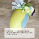 Egg Flower Garland▷フラワーペタル付き