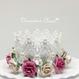 Flower Tiara【Pink&White】