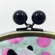 POWERFUL PANDA (IKURA) coin purse [DW2-4004]