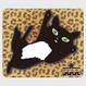 黒猫PUKU 手帳型帯なしandroidケース「ハグして!」01