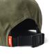 HT-W186004 / ROUND LOGO CAMP CAP - OLIVE