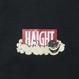 HT-W188001 / HAIGHT×CLEOFUS HOODIE - BLACK
