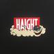 HT-W188003 / HAIGHT×CLEOFUS L/S TEE - BLACK