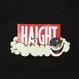 HT-W188002 / HAIGHT×CLEOFUS TEE - BLACK