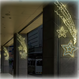 LED イルミネーション ディスプレイ 飾り 照明 ライティング クリスマス ストリートモチーフ シューティング【L2DM307】CR-74