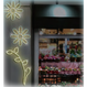 LED 花 イルミネーション ディスプレイ 飾り 照明 ライティング クリスマス フラワー【L2DM306】CR-74