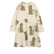 mini rodini ミニロディーニ SPANIEL LONG SLEEVE DRESS ワンピース 定価$69