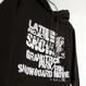 【完売】DVDリリース記念『BANPSコラボ・ポケットファスナー付きパーカー』ブラック×ホワイト【限定6着】