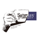 """Saturday . AND READY """"Right Hand Coffee sign"""" T-shirts"""