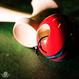Triple Smoke Stripe -Red-