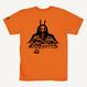 S.O.S. (Snack Of Skull) Tee -Orange-