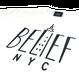 """""""BELIEF"""" EMPIRE TEE (WHITE)"""